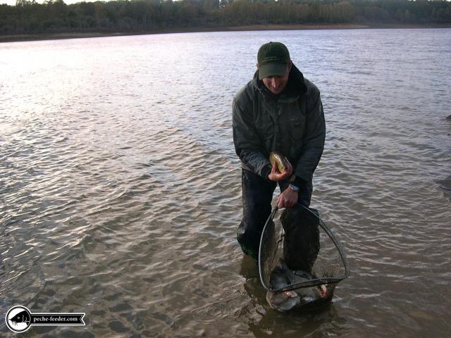 Résultat de la journée de pêche