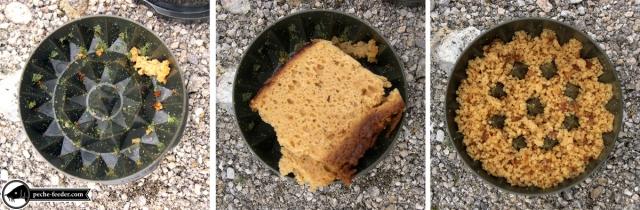 Réalisation de chapelure de pain d'épice à l'aide d'un broyeur à appâts Korda Krucha