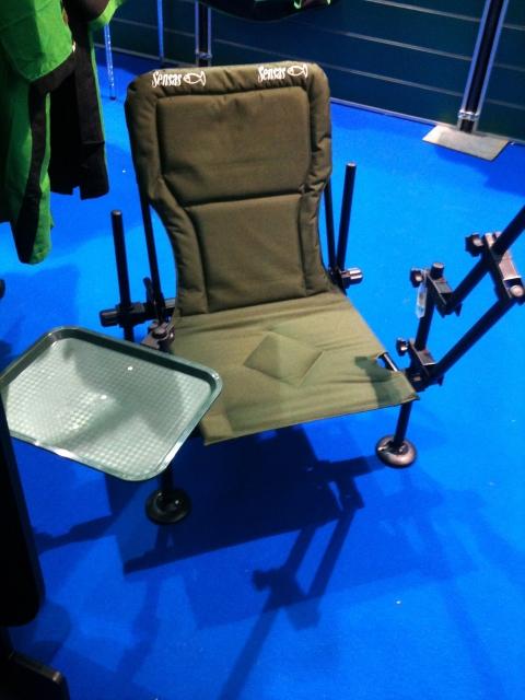 Nouvelle chaise quiver Sensas