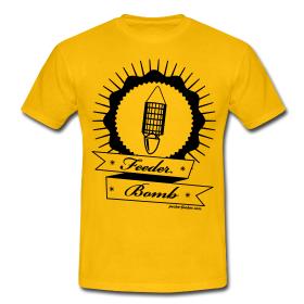 T-shirt de pêche Feeder Bomb