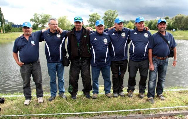 Equipe de France de pêche au feeder