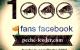 1000 fans pour la page facebook de peche-feeder.com