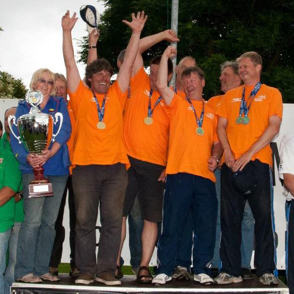 Les Pays Bas Champions du monde de pêche au feeder