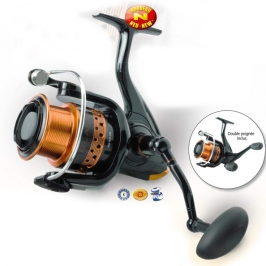 Moulinet feeder Black magic burner de Browning