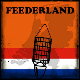 Feeder-land Pays Bas Hollande