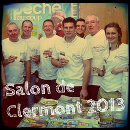 Salon de la pêche de Clermont-Ferrand