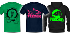 Boutique de t-shirt de peche-feeder.com