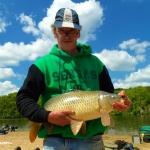 Deuxième division de pêche à la plombée à Anzème