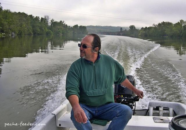 José Léopardi Gite de pêche