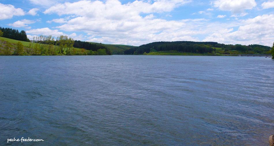 Photo du parcours de pêche