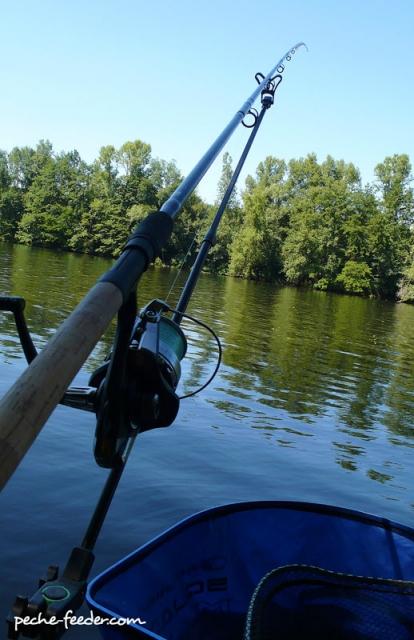 Matériel de pêche au feeder