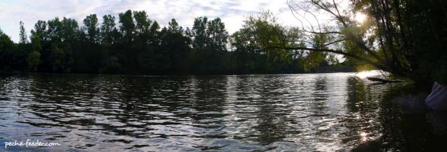 La rivière Lot