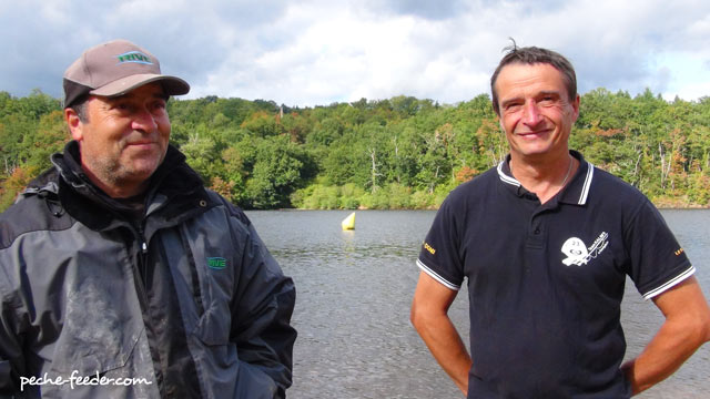 Serge Mareix et Jean-Yves Hermand