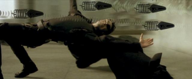 Matrix-bullet-feeder