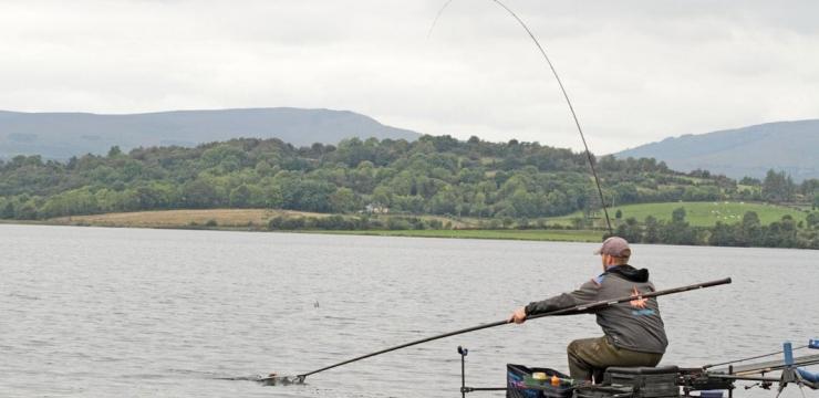 Championnat «World Pair Angling» en Irlande