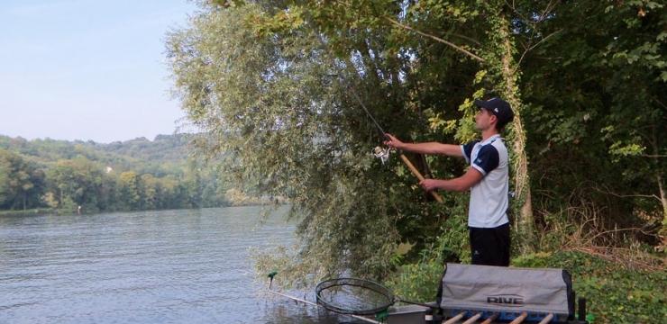 Championnat de France de pêche au feeder 2014