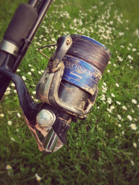 moulinet-feeder-shimano-technium