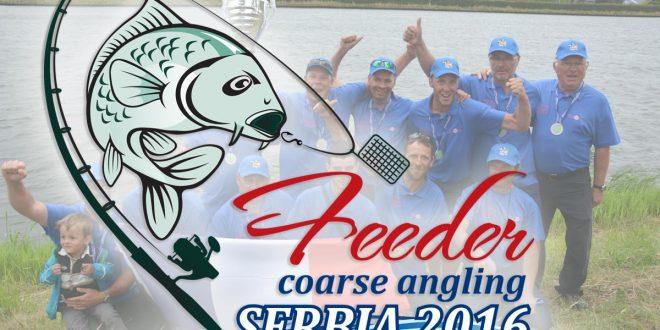 Championnat du monde feeder 2016 en Serbie