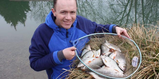 Montage de ligne pour la pêche au coup du gardon