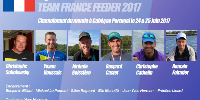 Equipe de France feeder 2017  : en route pour le Portugal !
