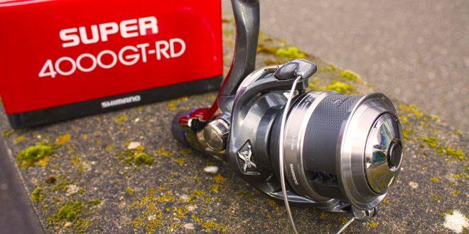 Moulinet Shimano Super GT RD 4000 : beau et efficace