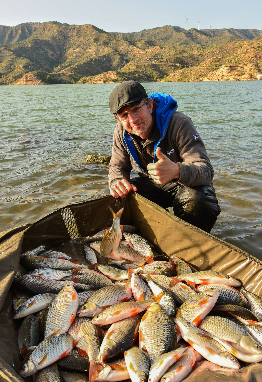 Le site sur la pêche réussie