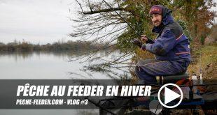 Pêche au feeder en hiver en vidéo