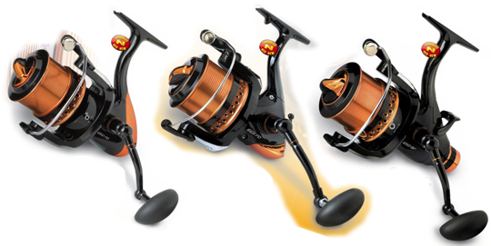 Moulinet Browning black magic feeder