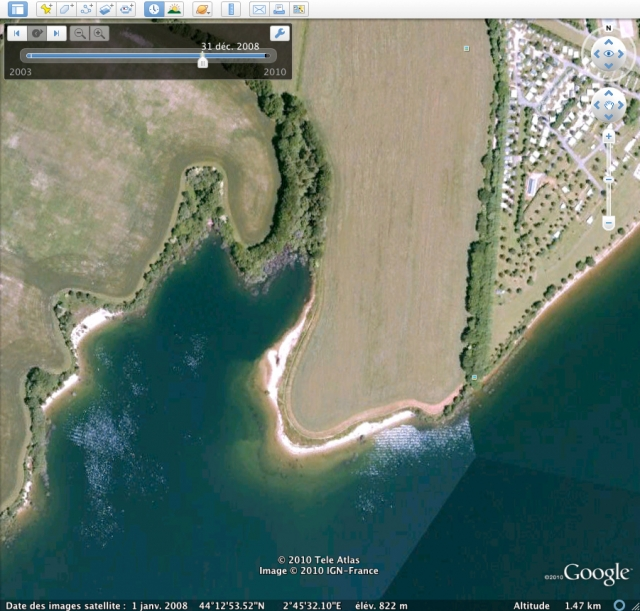 Google earth pour la pêche1