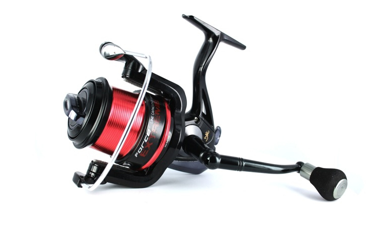 Moulinet Browning force feeder extreme