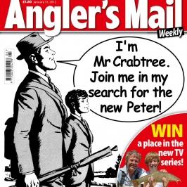 Angler's mail Mr. Crabtree recherche un nouveau Peter