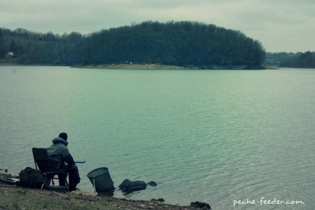 Lac de Pont de Salars pêche
