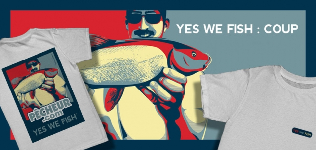 Yes we fish = yes we tanche