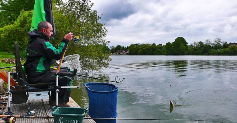 Photo of 150 kg de poissons pour un concours quiver réussi