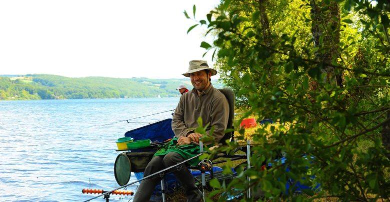 Photo of Concours de pêche au Quiver Feeder au lac de Pareloup