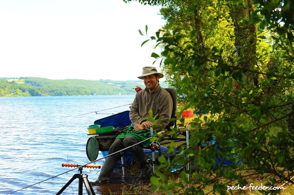 Ousole le domaine de Samara la pêche