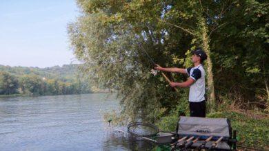Photo of Championnat de France de pêche au feeder 2014