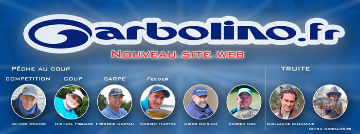 Photo of Nouveau site Garbolino : Les pêcheurs parlent aux pêcheurs !