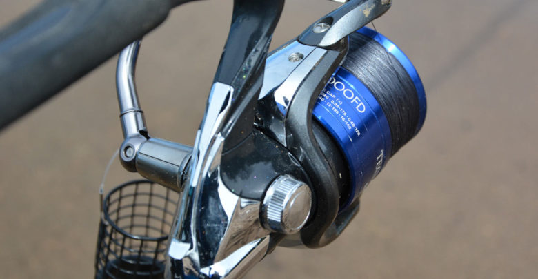 Photo of Moulinet Shimano Technium FD 5000C