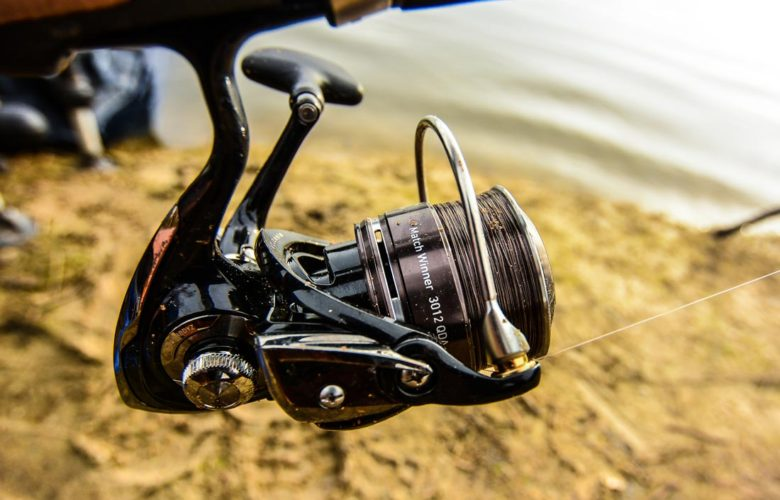 Moulinet Daiwa Match Winner