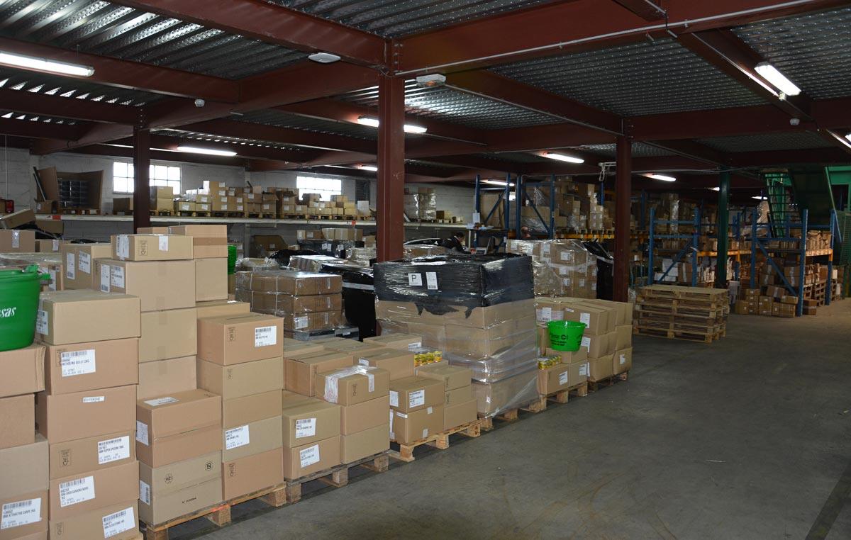 Comment sont fabriqu es les amorces sensas la logistique - Usine de meuble au portugal ...