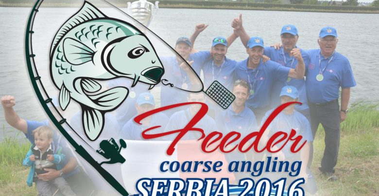 Photo de Championnat du monde feeder 2016 en Serbie