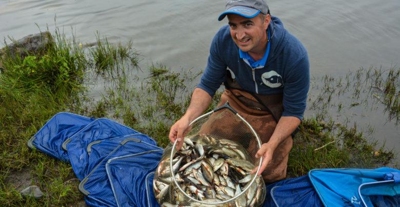 Photo de 2 journées de pêche très différentes dans un lac Irlandais