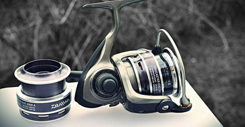 Photo of Moulinet Daiwa ProCaster EVO 3008