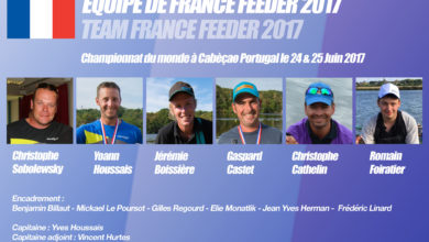 Photo of Equipe de France feeder 2017  : en route pour le Portugal !