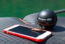 Photo of Deeper : l'écho sondeur portable.