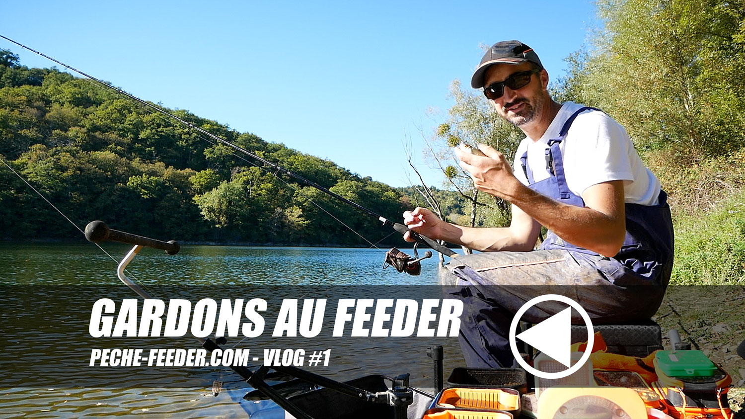 Photo de Gardons au feeder – VLOG#1