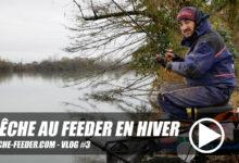 Photo of Pêche au feeder en hiver VLOG #3