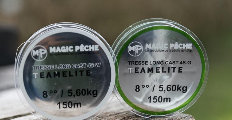 Photo de Magic Pêche Teamelite : lignes pour la pêche au feeder [sponsorisé]