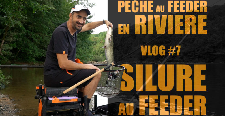 Photo of Pêche au feeder en rivière – Silure au feeder VLOG#7